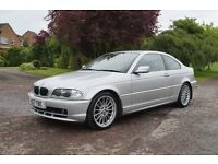 1999 BMW 328 CI COUPE SE, Hpi clear, Part ex welcome,