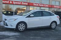2012 Ford Focus ONLY 50,000KM HEATED SEATS