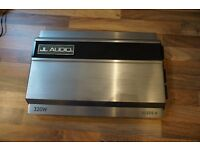 JL AUDIO 320W 4 CHANNEL AMPLIFER (J2 320.4)