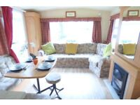 Static Caravan for sale sited holiday home Isle of Wight Hampshire South Coast IOW 6 berth