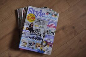 Style at Home 9 issues year 2014