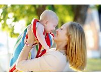 English speaking Maternity Nurse Nanny needed for Overseas Family