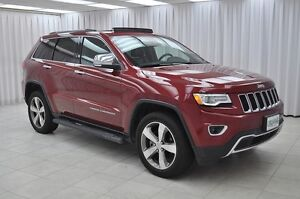 2015 Jeep Grand Cherokee LIMITED 4x4 ECO SUV w/ ADAPTIVE CRUISE