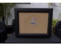 ORANGE CRUSH PRO CR60 GUITAR AMP, FOOTSWITCH & COVER