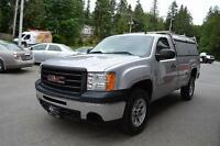 2011 GMC Sierra 1500 W/ Work Canopy / 4x4 Vancouver Greater Vancouver Area Preview