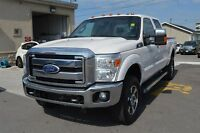 2011 Ford F-350 NAVI LEATHER CREW 4x4