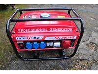 Swiss Kraft SK 8500W Generator