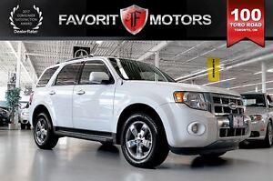 2009 Ford Escape Limited 4WD   LTHR   MOONROOF   REAR SENSORS