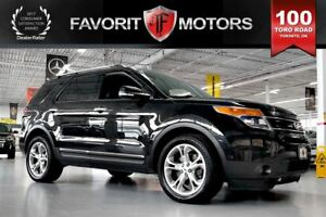 2013 Ford Explorer Limited FLEX FUEL AWD | 7-PASSENGER | NAV