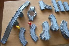 Thomas take and play rail track 55 pieces