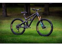 Yeti SB6c 2017 MTB enduro mountain bike new