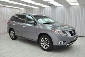 2015 Nissan Pathfinder 3.5SV 4x4 7PASS SUV w/ BLUETOOTH, 3-ZONE