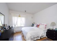 A SPACIOUS TWO DOUBLE BEDROOM FLAT WITH PRIVATE BALCONY OVERLOOKING WANDSWORTH COMMON, LANE COURT