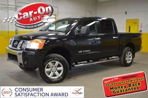 2009 Nissan Titan 5.6 SE 4X4 CREW CAB FULL POWER GROUP