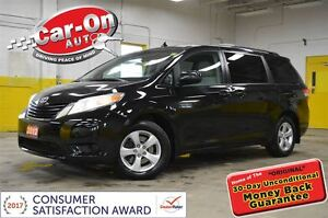 2012 Toyota Sienna LE ONLY 29,000 km.