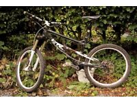 Cotic Rocket full suspension Mountain Bike with BOS Deville forks, size large (19 inch)