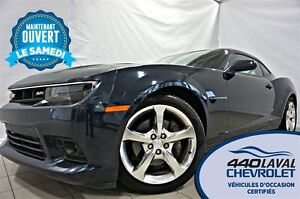 2014 Chevrolet Camaro *2SS*V8 6.2L*400ch*GROUPE RS*TOIT*