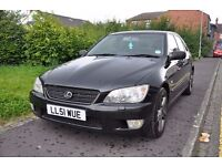 LEXUS IS 300 3.0 4DR PERTOL ( PART SERVICE HISTORY, 2 OWNER0