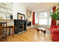 Clissold Crescent, one bed flat with sole use of patio garden