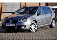 2008 Volkswagen Golf 2.0 TDI GT Sport 5dr+DIESEL+FREE WARRANTY+CAMBELT KIT DONE+6 SPEEDS+2 KEYS