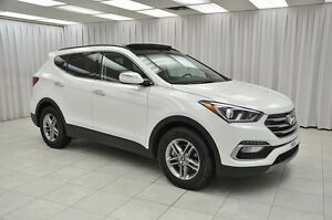 2017 Hyundai Santa Fe SPORT AWD SUV w/ HTD LEATHER, PANO ROOF &