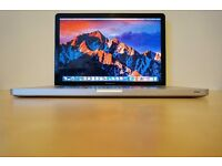 APPLE MACBOOK PRO 15-inch (early 2011)- core i7-2.2GHz/4GB/750GB