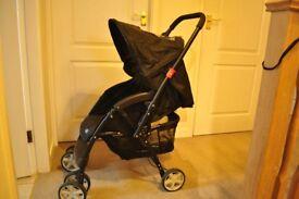 BabyStart Reversible Pushchair WOW