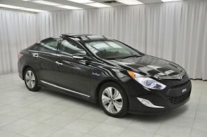 2015 Hyundai Sonata LIMITED BLUE DRIVE HYBRID SEDAN w/ BLUETOOTH