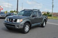 2005 Nissan Frontier NISMO Off Road V6 4x4 SUNROOF