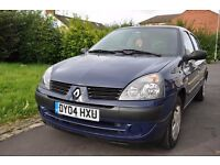RENAULT CLIO 1.2 AUTHENTIQUE 5DR PETROL (1 OWNER, CLEAN CAR)