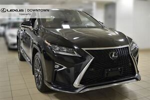 2016 Lexus RX 350 F-SPORT 3, NAVIGATION, PANO ROOF, HEADS UP DIS