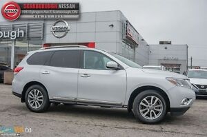 2013 Nissan Pathfinder SL-ACCIDENT FREE AND WELL EQUIPPED!!!