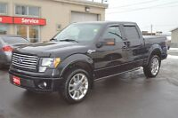 2011 Ford F-150 HARLEY l CREW l EVERY OPTION !!!