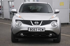 Nissan Juke Acenta 2014 16000 miles full nissan service history one owner AA inspection welcome....