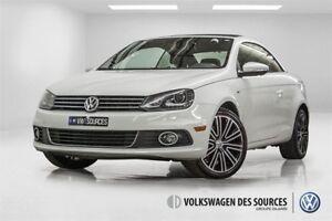 2015 Volkswagen Eos Wolfsburg Edition , DECAPOTABLE + TOIT OUVRA