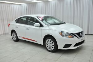 2016 Nissan Sentra 1.8S SEDAN w/ BLUETOOTH, A/C, POWER W/L/M, CU