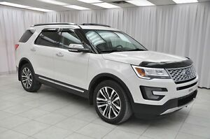 2016 Ford Explorer PLATINUM ECOBOOST 4x4 6PASS SUV w/ BLUETOOTH,