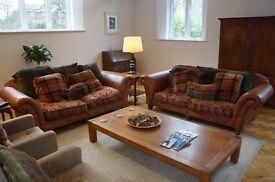 2 Sofas for sale - Tetrad Eastwood Midi