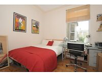A well presented two double bedroom Victorian garden flat in a quiet residential road