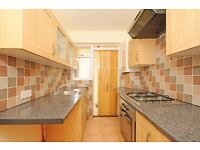 A spacious two bedroom ground floor maisonette with lovely private garden