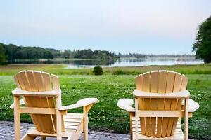 Waterfront 2 Bdrm cottage in Petite Riviere, Rissers Beach