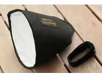 Honl Traveller8 softbox for Nikon and Canon speedlights
