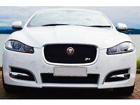 Jaguar XF R-Sport 2014 15000mls immaculate