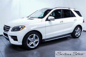 2015 Mercedes-Benz ML350 Bluetec 4matic Premium Package, Sport P