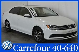 2015 Volkswagen Jetta 1.8 TSI Comfortline Mags+Toit Ouvrant+Came