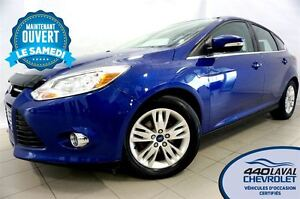 2012 Ford Focus SEL*TOIT*CUIR*AUTO*MAGS*