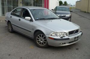 2003 Volvo S40 1.9 T  CERTIFIED & E-TESTED