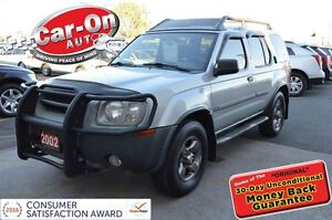 2002 Nissan Xterra SE OFF_ROAD SUNROOF
