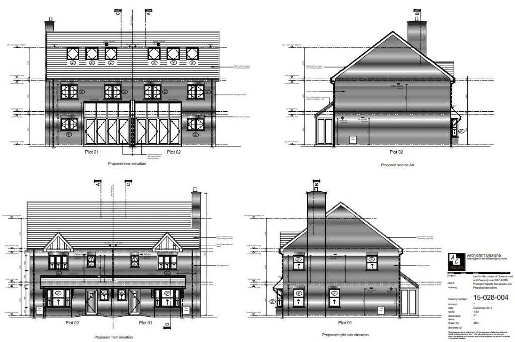 FIXED PRICE DRAWINGS** PLANNING, BUILDING REGULATIONS, STRUCTURAL