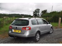 2007 VW Passat TDI estate FSH & timing/cambelt changed, owned for 10 years *towbar